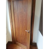 Walnut Prehung Door Set (Fire Door Optional)